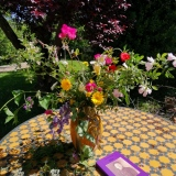 Bouquet d'Elise dans JULIE ©EditionsCoryphene