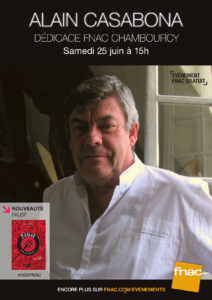 Alain Casabona Faust FNAC