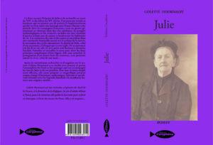 Julie roman de Colette Hoornaert